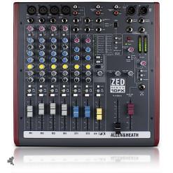 Mengtafel A&H Z10 mixer