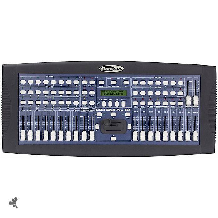 Lichtsturing Showtec lightdesk 136