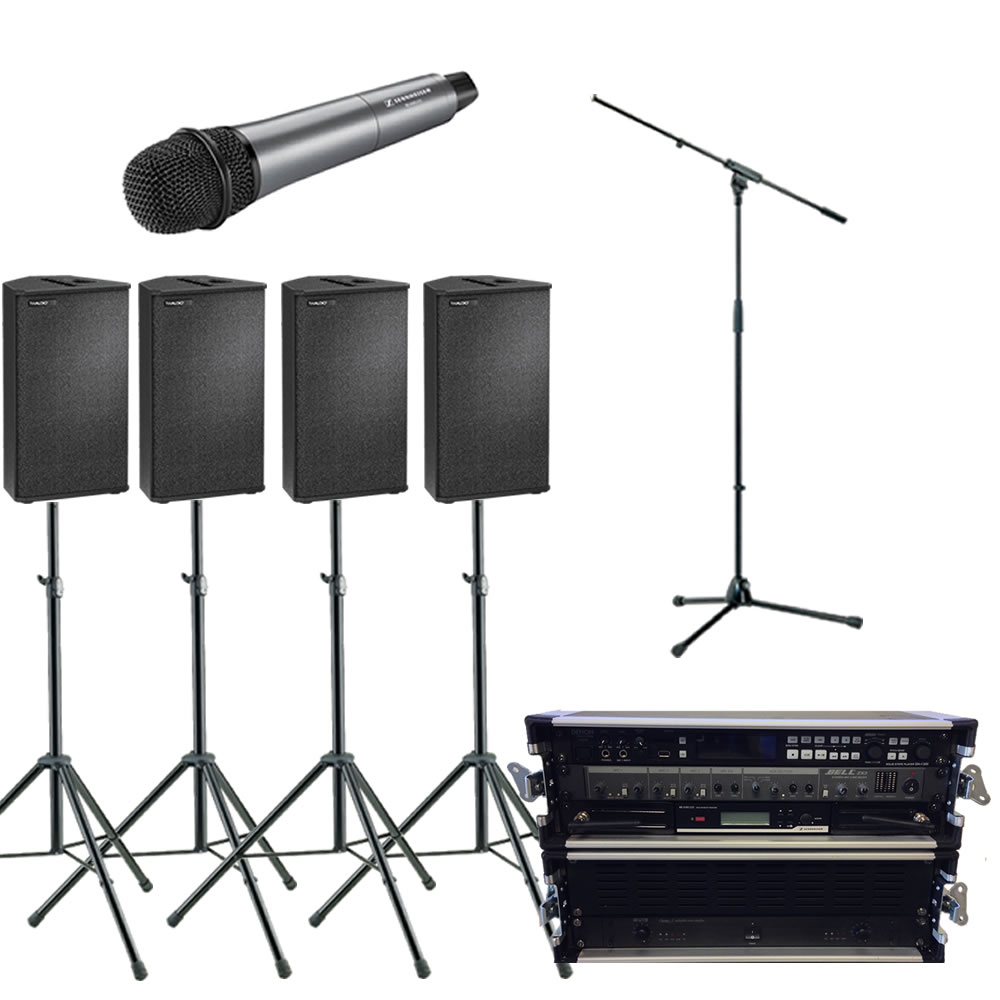 Presentatieset geluid 2